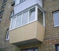 остекление балконов в Красноярске