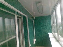 козырьки на балкон в Красноярске