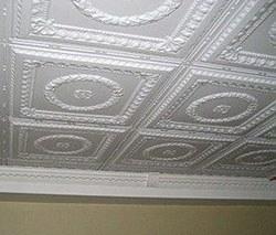 Потолочная плитка г.Красноярск, плитка на потолок